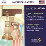 Diamond: AHAVA (Brotherhood) (CD)