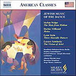 Jewish Music of the Dance (CD)