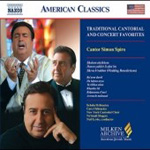 Traditional Cantoral and Concert Favorites (CD)