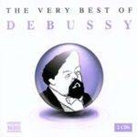 The Very Best of Debussy (CD)