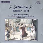 Johann Strauss II Edition, Vol.51 (CD)