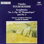 Tournemaire: Symphonies (CD)