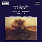 Arensky: Piano Suites (CD)