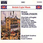 Tomlinson: Orchestral Works (CD)