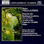 Villa-Lobos: Chamber Music (CD)
