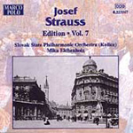 Josef Strauss Edition, Vol. 7 (CD)