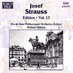 Josef Strauss Edition, Vol 13 (CD)