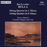 Bella: String Quartet in C minor;String Quintet in D minor (CD)