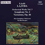 Lajtha: Orchestral Works, Vol. 3 (CD)