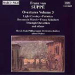 Suppé: Overtures, Volume 3 (CD)
