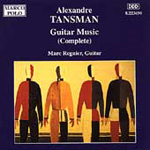 Tansman: Guitar Music (CD)
