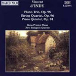 D'Indy: Chamber Music (CD)