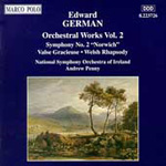 German: Orchestral Works, Volume 2 (CD)