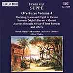 Suppé: Overtures, Volume 4 (CD)
