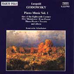 Godowsky: Piano Music, Volume 1 (CD)