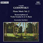 Godowsky: Piano Music, Volume 2 (CD)