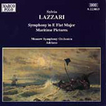 Lazzari: Symphony in E flat (CD)