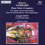 Gerhard: Complete Piano Music (CD)