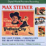 Max Steiner: The Lost Patrol; Virginia City (CD)
