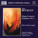 Buckley: Organ Concerto; Symphony No 1 (CD)