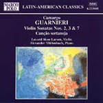 Guarnieri: Violin Sonatas Nos 2,3 and 7 (CD)