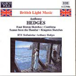 Hedges: Orchestral Works (CD)