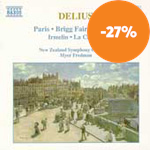 Produktbilde for Delius: Orchestral Works (CD)