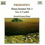 Prokofiev: Piano Sonatas (CD)