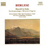 Berlioz: Harold in Italy; Les Francs-juges (CD)