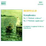Berwald: Symphonies Nos 1 and 2 (CD)