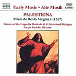 Palestrina: Masses & Motets, Volume 1 (CD)