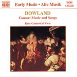 Dowland: Consort Music and Songs (CD)