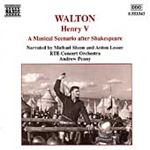 Walton: Henry V (after music from the film) (CD)