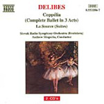 Delibes: Coppélia. (CD)