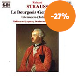 Produktbilde for R Strauss: Le Bourgeois Gentilhomme; Intermezzo - Interludes (CD)