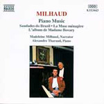 Milhaud: Piano Music (CD)