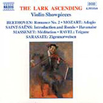 The Lark Ascending-Violin Showpieces (CD)