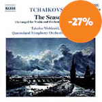 Tchaikovsky: The Seasons (CD)