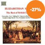 Produktbilde for Elizabethan Serenade (CD)
