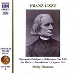 Liszt: Piano Works, Vol. 4 (CD)