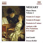 Mozart - Piano Duets (CD)