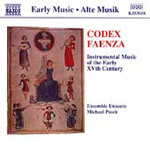 Codex Faenza (CD)