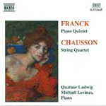 Franck/Chausson: Chamber Works (CD)
