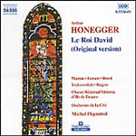 Honegger: Le Roi David (orig ver) (CD)