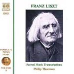 Liszt: Piano Works, Vol. 9 (CD)