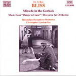 Bliss: Miracle in the Gorbals; Thing to Come - excs; Discourse (CD)