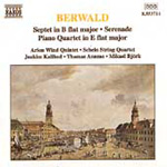 Berwald: Septet;Serenade;Piano Quartet (CD)