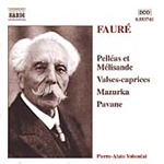 Fauré: Piano Works (CD)