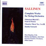 Sallinen: Complete Works for String Orchestra (CD)