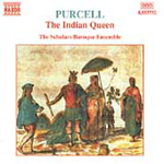 Purcell: The Indian Queen (CD)